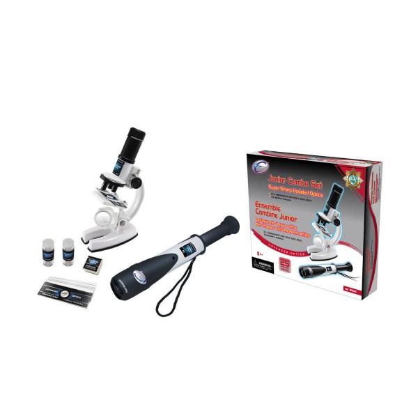 Ийстколайт Комплект микроскоп с телескоп