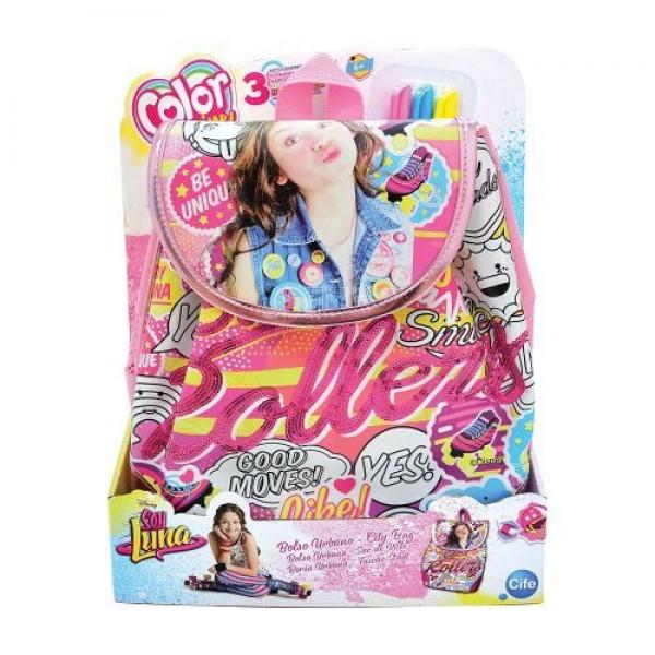 Soy Luna Чанта за оцветяване Trendy Bag