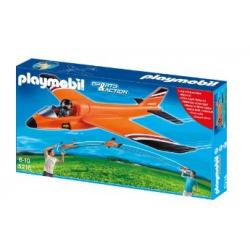 Плеймобил Безмоторен самолет