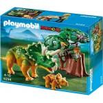 Плеймобил Изследовател с динозаври
