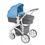 Комбинирана количка VISTA Blue