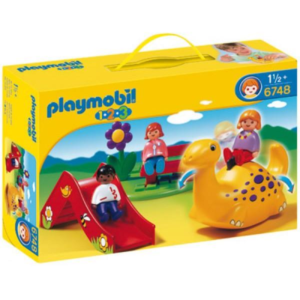 Плеймобил Детска площадка