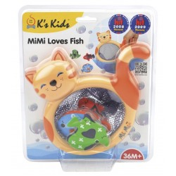 Играчка за баня Mimi loves Fish
