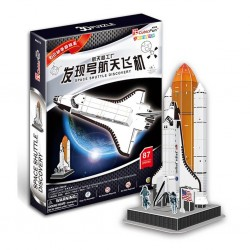 3D Пъзел Space Series Shuttle Discovery