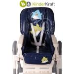 KinderKraft Столче за хранене Sun синьо