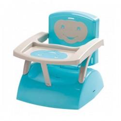 Thermobaby сгъваем стол за хранене 2в1 тюркоаз