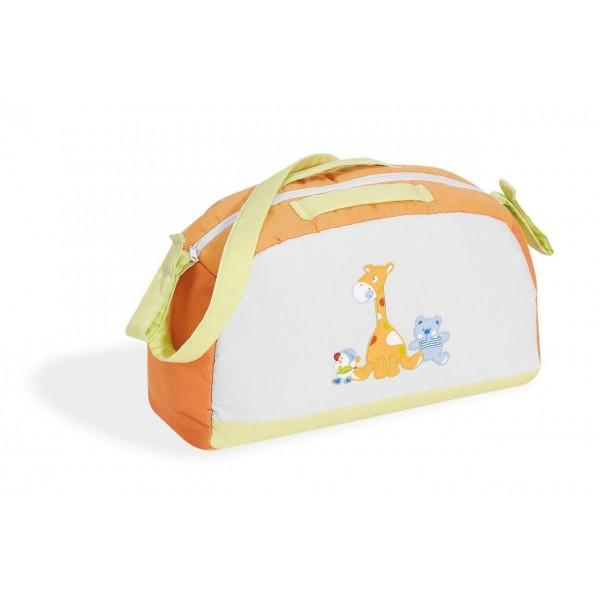 Мултифункционална чанта за количка Жираф