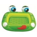 Надуваем басейн жаба