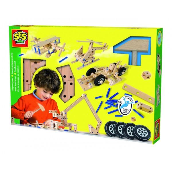 Детски дърводелски комплект