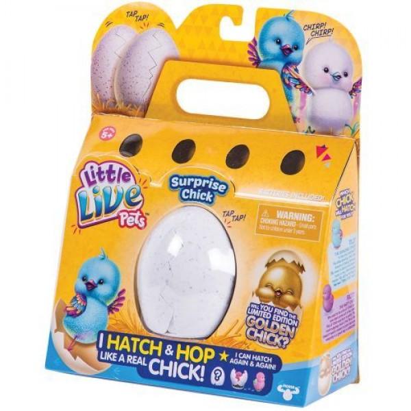 Little Live Pets Пиленце в черупка