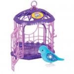 Little Live Pets Пеещо птиче в клетка