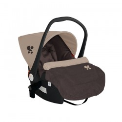 Стол за кола Lifesaver Beige&Brown