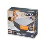 Intex Надуваем матрак с помпа 220V