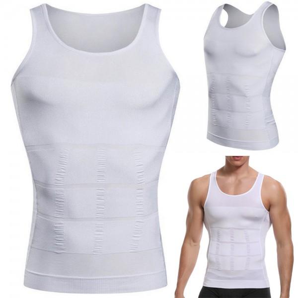 Мъжка тениска за отслабване L