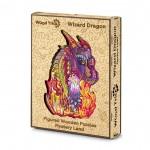 Wood Trick 3D Пъзел Wizard Dragon