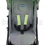 Детска количка Lite Way Fluo Green