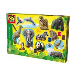 Сес Комплект за отливки и оцветяване животни