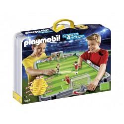 Плеймобил преносимоо футболно игрище