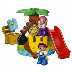 Лего Дупло Джейк и пиратите Островът на съкровищата