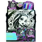 Чанта тип пощальонска Monster High