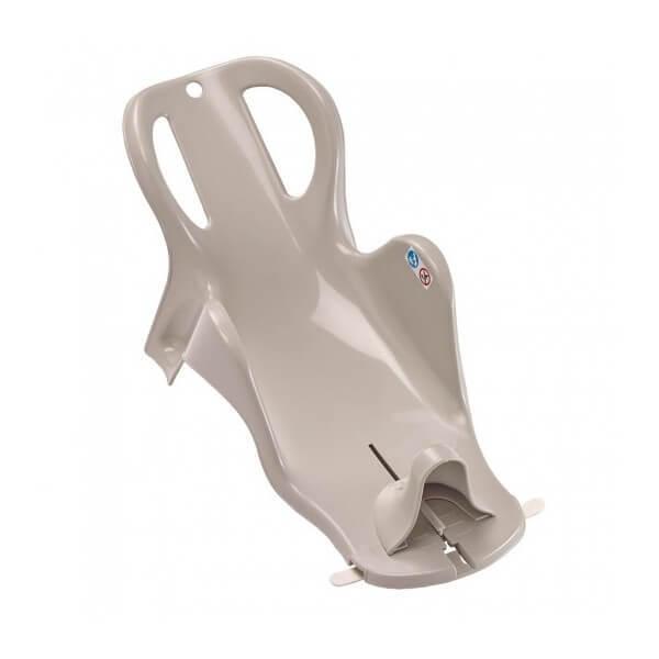 Daphne анатомична поставка за вана сива