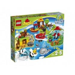 Лего Дупло Около света