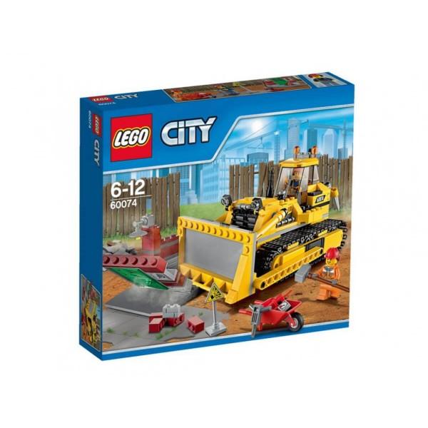 Лего Сити Булдозер