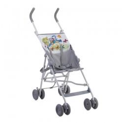 Бебешка количка Flash Grey Car