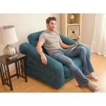 Intex Надуваем разтегаем фотьойл