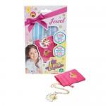 Soy Luna Медальон със сатенена торбичка за бижута