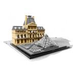 Лего Архитектура Лувъра