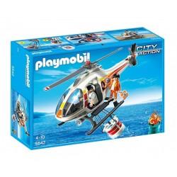 Плеймобил пожарникарски хеликоптер