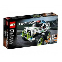 Лего Техник Полицейски джип