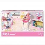 Baby Born Столче за хранене за кукла