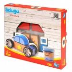 Beluga Дървена играчка полицейско управление