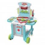 Buba детски лекарски комплект, Куфар