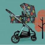 Cosatto Giggle 3 HARE WOOD бебешка количка