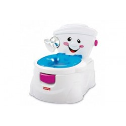 Гърне Fisher Price My Potty Friend