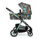 Cosatto Детска количка Giggle Quad HARE WOOD