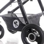 Lorelli Бебешка количка Alexa Set Dark Grey