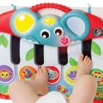 Playgro Музикално пиано със светлини за ръце и крачета 4 в 1