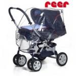 Reer универсален дъждобран за детска количка 3в1