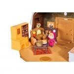 Simba Маша и мечока - Зимна къща на мечока