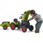Falk CLAAS-Трактор с ремарке