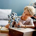 Lego NINJAGO Битка с титаничния робот на Zane
