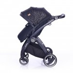 Lorelli Детска количка ADRIA BLACK