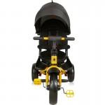 Lorelli Триколка JAGUAR Въздушни гуми BLACK & YELLOW