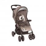 Детска количка Smarty Beige Panda с покривало