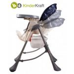 Столче за хранене Sun сиво