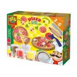 Сес комплект за пица пластелин